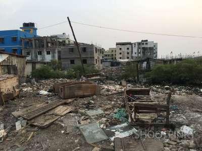 Dumping ground Andheri