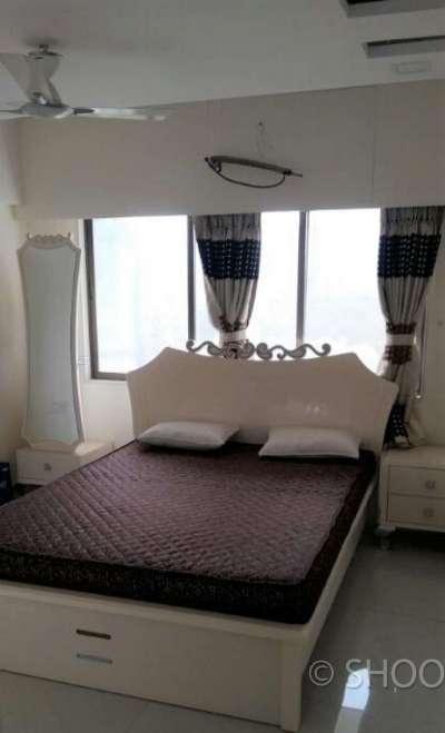 3BHK furnished flat borivali