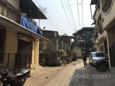 Delhi look street