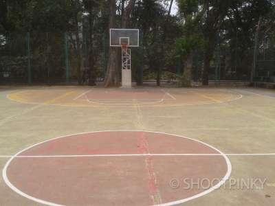 IIT basketball court