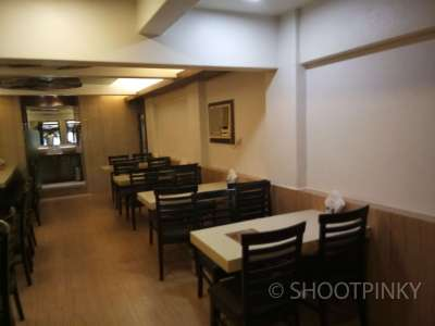 Restaurant and hotel A malad