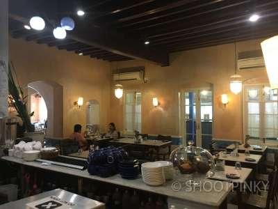 T cafe Bandra
