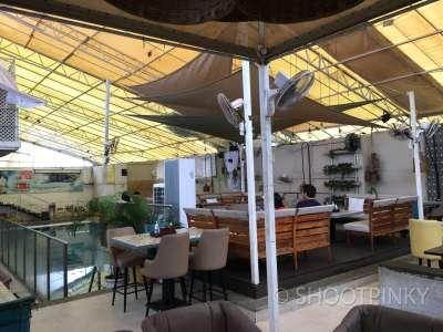 Lounge and pool bandra