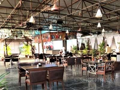 Buk Restro Bar and kitchen thane