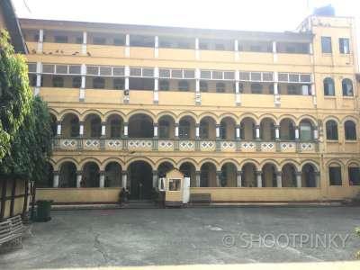 HG boarding school