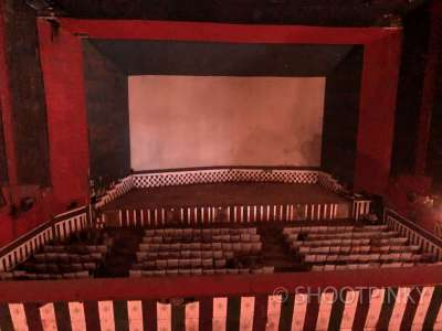 Old cinema house K santacruz