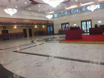 Banquet hall supr