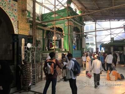 Dargah at Mahim
