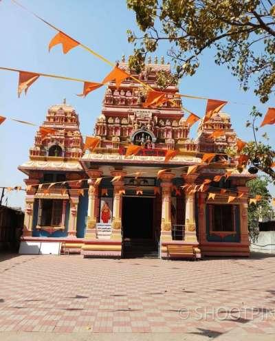 Mandir in Jogeshwari