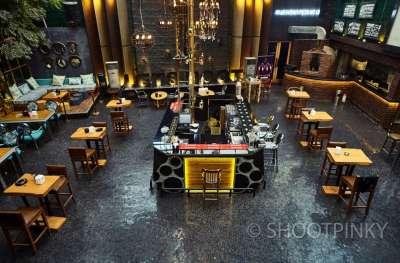 Lounge bar Juhu