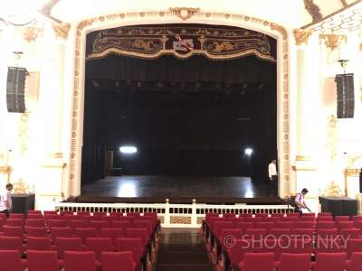 RO theatre