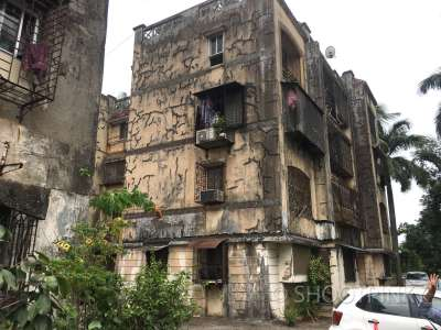 Rusted building malad