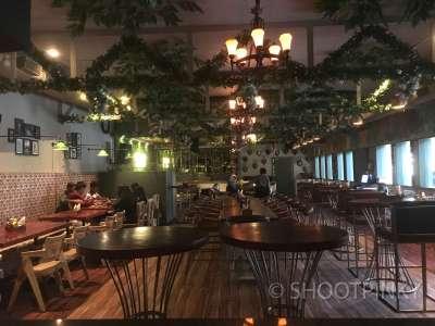 Mansion lounge Thane