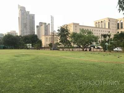 NG lawn and hall thane