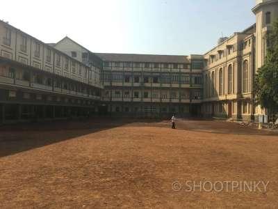 Church and school bandra