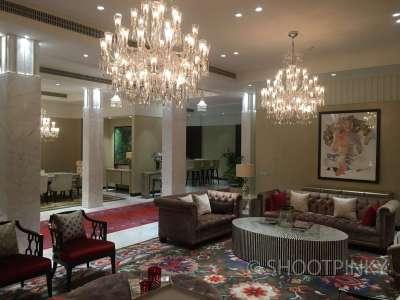 Residential suite room