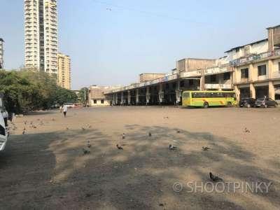 Bus depot thane