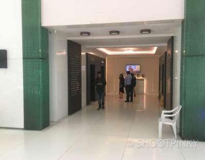 Business Park Andheri Lobby