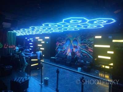 LED light club andheri