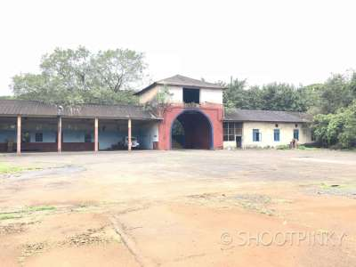 Aarey Jail Exterior