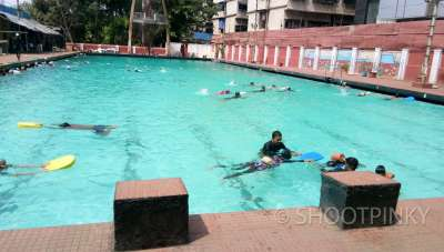 Swimming pool-2 LP