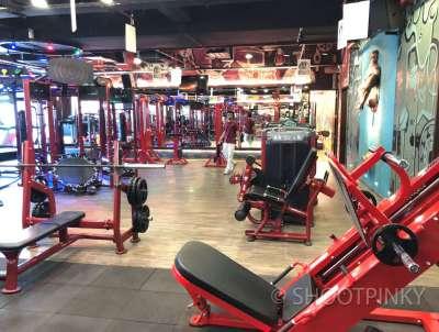 PW Gym thane